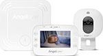 Видео и радионяня  Angelcare  AC327, белая, с беспроводным монитором движения, 4,3`` LCD дисплей