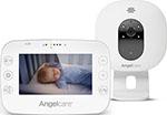Видео и радионяня  Angelcare  AC320, белая, 4,3`` LCD дисплей Holodilnik.ru