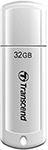 Флеш-накопитель  Transcend  32Gb JetFlash 370 TS32GJF370 USB 2.0 белый
