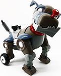 Радиоуправляемая игрушка  Wow Wee  мини собака 1145