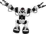 Радиоуправляемая игрушка  Wow Wee  Робосапиен X 8006