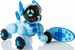 Радиоуправляемая игрушка  Wow Wee  Чиппи голубой 2804-3818