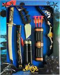 Сюжетно-ролевая игра  Fun Toy  Набор оружия ``Ниндзя`` большой 44407