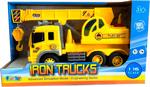 Транспорт  Fun Toy  Грузовик инерционный, электромеханический 44404/13