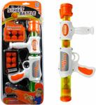 Сюжетно-ролевая игра  1 Toy  Street Battle с мягкими шариками блистер Т13648
