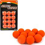 Сюжетно-ролевая игра  1 Toy  Street Battle 2,8 см для игр оружия (12 шт.), блистер Т13649