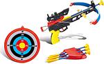 Сюжетно-ролевая игра  Toy Target  ``Арбалет со стрелами`` 55033