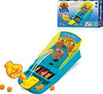 Настольная развивающая и обучающая игра  1 Toy  ИГРОДРОМ ``Баскетбол три кольца`` 33*5*21 см Т10828