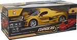 Радиоуправляемая игрушка  1 Toy  Драйв 27 см, матовый желтый Т13855
