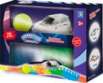 Транспорт  1 Toy  ``Большое путешествие``, 70 деталей дорога светится в темноте машинка (со светом) Т13186