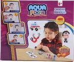 Товар для творчества  1 Toy  Aqua Pixels, квадрат. детали, 480 дет ``Скорая помощь`` Т13073