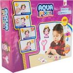 Товар для творчества  1 Toy  Aqua Pixels, квадрат. детали, 480 дет ``Сказка о принцессе`` Т13077