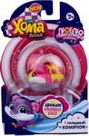 Интерактивная и развивающая игрушка  1 Toy  Хома Дома 1 хомячок с ароматом лимонных долек Т16275