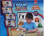 Товар для творчества  1 Toy  Aqua Pixels, ``Идем в поход`` Т13070
