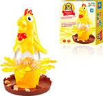 Настольная развивающая и обучающая игра  1 Toy  ИГРОДРОМ ``Бешеная курица`` Т10829