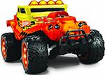 Радиоуправляемая игрушка  1 Toy  Hot Wheels, красная Т10986
