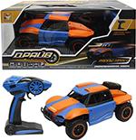 Радиоуправляемая игрушка  1 Toy  Драйв, голубо-оранжевый Т10969