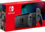 Игровая приставка  Nintendo  Switch серый