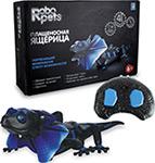 Радиоуправляемая игрушка  1 Toy  Робо-Ящерица на ИК управлении Т13
