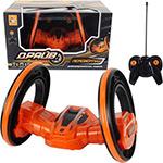 Радиоуправляемая игрушка  1 Toy  трюковая двухколёсная машина-перевёртыш на р/у 1toy Драйв Т10944