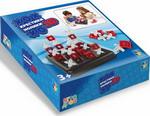Настольная развивающая и обучающая игра  1 Toy  ИГРОДРОМ ``Крестики-нолики`` 3D Т14945