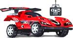 Радиоуправляемая игрушка  1 Toy  Hot Wheels багги cо светом, с АКБ, красная Т10985