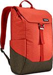 Рюкзак и термосумка  Thule  Lithos 16л (TLBP-113 ROOIBOS/FOREST NIGHT)