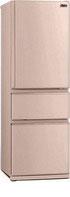 Многокамерный холодильник  Mitsubishi Electric  MR-CXR46EN-PS искрящийся персик