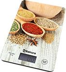 Кухонные весы  Sakura  SA-6077WS