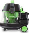 Моющий пылесос  Ginzzu  VS731 черно-зеленый