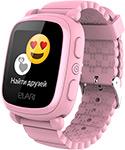Детские часы с GPS поиском  Elari  KidPhone 2 розовые ELKP2PNKRUS