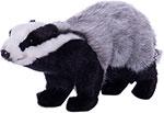 Мягкая игрушка  Hansa Creation  3483 Барсук, 30 см