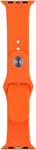 Умные часы и браслет  Eva  для Apple Watch 38mm Оранжевый (AVA001OR)