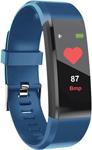 Умные часы и браслет  Qumann  QSB 11 Dark Blue