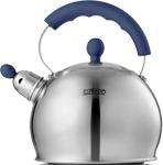 Чайник  Esprado  Leon, 2,5 л, нерж.сталь