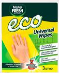 Бытовая химия и салфетка для уборки  Master FRESH  для уборки ЭКОНОМ С0006011