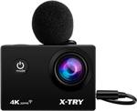 Цифровая видеокамера  X-TRY  XTC198 EMR 4K WiFi