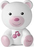 Прочий товар для детской комнаты  Chicco  Медвежонок Dreamlight (розовый), 00009830100000