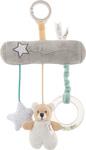 Игрушка для новорожденных  Chicco  Teddy Bear с 0мес., 00009715000000