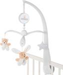 Игрушка для новорожденных  Chicco  Bear & Bunny с 0мес., 00009714000000