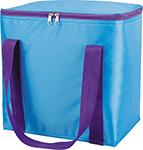 Сумка-холодильник  Ecos  CB-98, 18 л, голубой, 006598