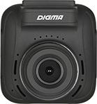 Автомобильный видеорегистратор  Digma  FreeDrive 610 GPS Speedcams черный