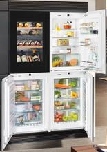 Встраиваемый холодильник Side by Side  Liebherr  SBSWgb 64I5 (EWTgb 1683-20 + IKP 1660-60 + IGN 1664-20 + SIBP 1650-20)