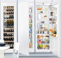Встраиваемый холодильник Side by Side  Liebherr  SBSWgw 99I5 (EWTgw 3583-20 + SIGN 3556-20 + IKB 3560-21)
