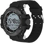 Умные часы и браслет  JET  SPORT SW3 черный