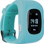 Детские часы с GPS поиском  JET  KID START голубой