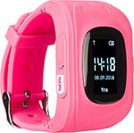 Детские часы с GPS поиском  JET  KID START розовый