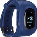 Детские часы с GPS поиском  JET  KID START темно-синий