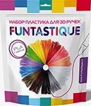 Аксессуар для 3D моделирования  Funtastique  для 3D-ручек - 7 цветов, PLA-PEN-7