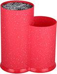 Полка, подставка, сушилка  KORALL  4979 красная 22х20 см